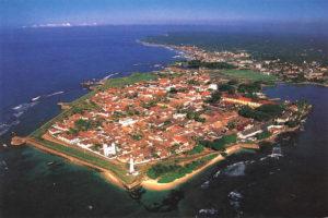 Шри-Ланка - Форт Галле