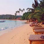Шри-Ланка — пляжи Хиккадувы