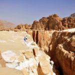 Египет — Белый каньон
