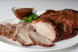 Копчение мяса 2 маринада