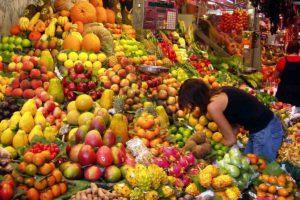 Таиланд - цены на рынке
