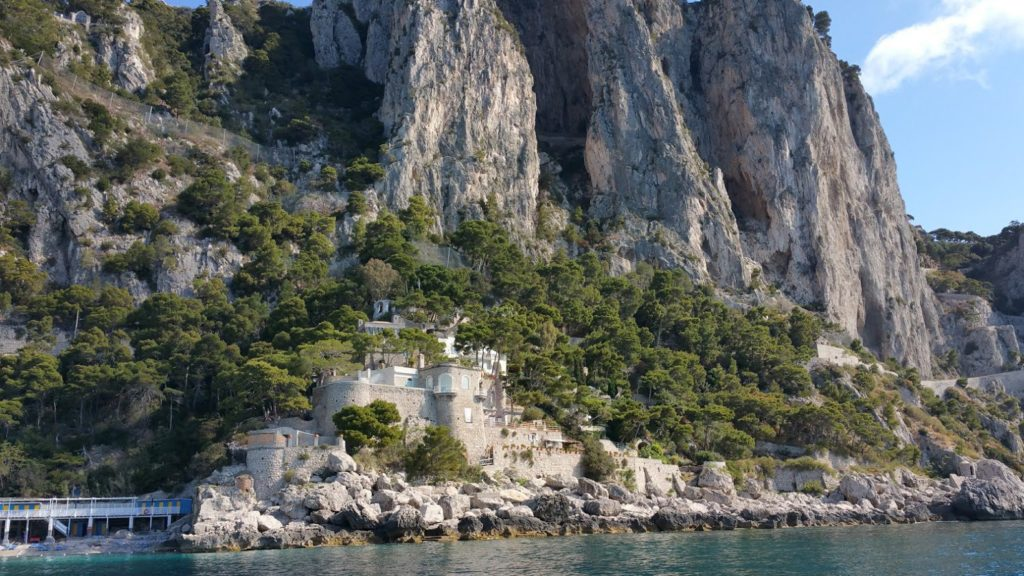 Туры на яхте по Неаполитанскому заливу