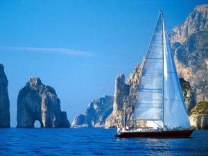 Тур на яхте по Неаполитанскому заливу 26 мая