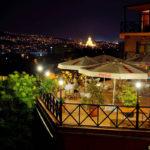 Шикарный отель в центре Тбилиси