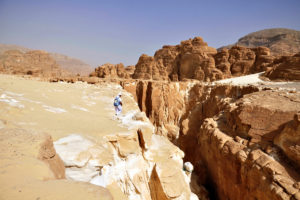 Египет-Белый каньон