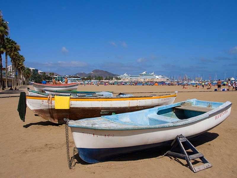 Пляж Алькаванерас