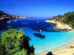 Тур на яхте Тенерифе-Ибица
